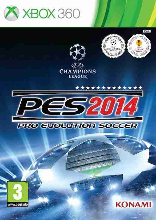 Descargar Pro Evolution Soccer 2014 [MULTI3][PAL][XDG3][purovicio] por Torrent
